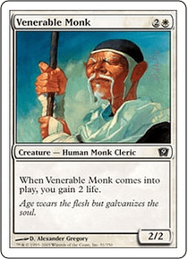 Venerable Monk - 9TH - C