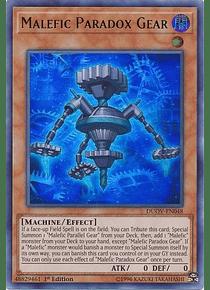 Malefic Paradox Gear - DUOV-EN048 - Ultra Rare