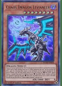 Chaos Dragon Levianeer - DUOV-EN058 - Ultra Rare