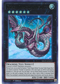 Cyber Dragon Infinity - DUOV-EN059 - Ultra Rare
