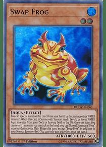 Swap Frog - DUOV-EN063 - Ultra Rare