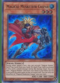 Magical Musketeer Caspar - DUOV-EN071 - Ultra Rare
