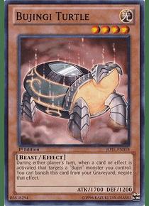 Bujingi Turtle - JOTL-EN018 - Common