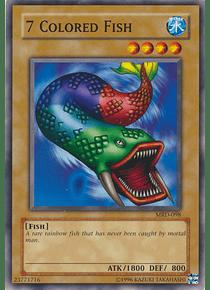 7 Colored Fish - MRD-098 - Common