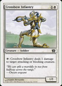 Crossbow Infantry - 8TH - C