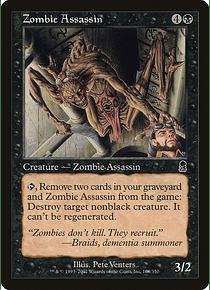Zombie Assassin - ODY - C
