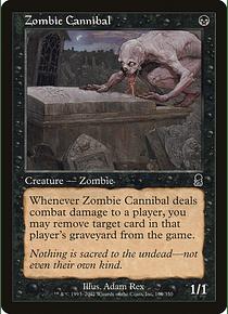 Zombie Cannibal - ODY - C
