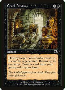 Cruel Revival - ONS - C