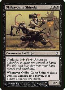 Okiba-Gang Shinobi - BOK - C
