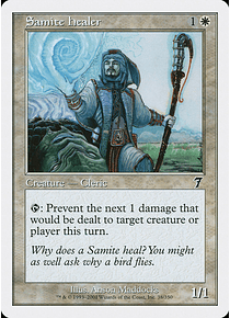 Samite Healer - 7TH - C