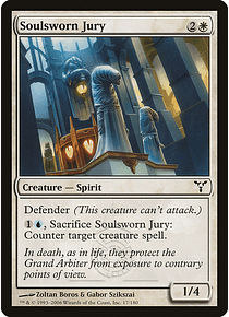 Soulsworn Jury - DIS - C
