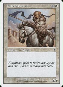 Knight Errant - 7TH - C