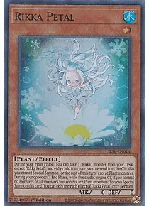Rikka Petal - SESL-EN014 - Super Rare