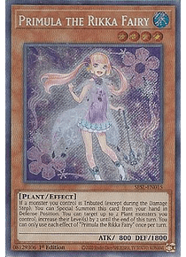 Primula the Rikka Fairy - SESL-EN015 - Secret Rare