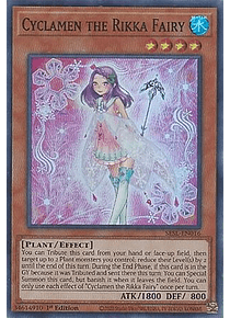 Cyclamen the Rikka Fairy - SESL-EN016 - Super Rare