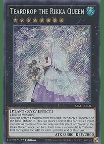 Teardrop the Rikka Queen - SESL-EN022 - Secret Rare