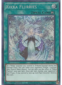 Rikka Flurries - SESL-EN024 - Secret Rare