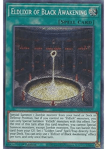 Eldlixir of Black Awakening - SESL-EN029 - Secret Rare
