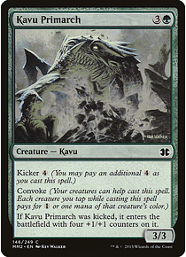 Kavu Primarch - MM2 - C