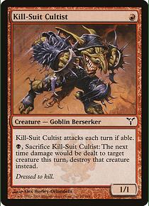 Kill-Suit Cultist - DIS - C