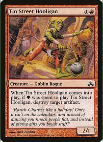 Tin Street Hooligan - GPT - C