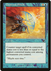 Dispersal Shield - SCG - C