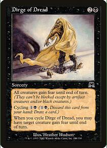 Dirge of Dread - ONS - C