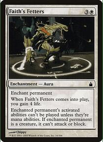 Faith's Fetters - RCG - C