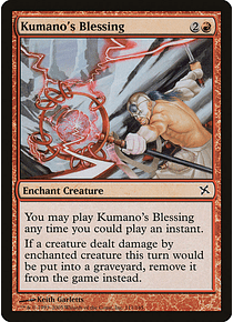 Kumano's Blessing - BOK - C