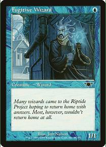 Fugitive Wizard - LGN - C