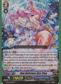 Duo Delicious Girl, Ciao - FC02/023EN - RRR