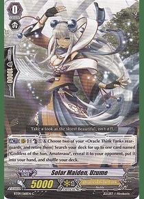 Solar Maiden, Uzume -  BT09/068EN - C