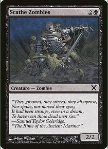 Scathe Zombies - XTH - C