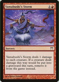 Yamabushi's Storm - COK - C