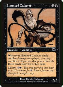 Haunted Cadaver - ONS - C