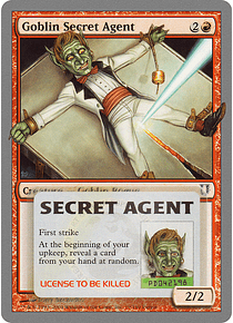 Goblin Secret Agent - UNH - C