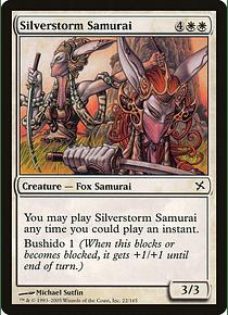 Silverstorm Samurai - BOK - C