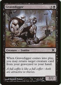 Gravedigger - 10TH - C