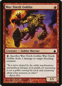 War-Torch Goblin - RCG - C