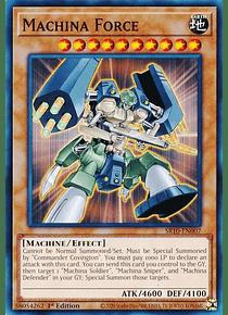 Machina Force - SR10-EN007 - Common