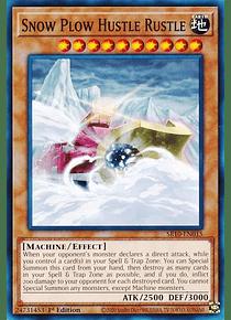 Snow Plow Hustle Rustle - SR10-EN015 - Common