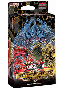 STRUCTURE DECK SACRED BEASTS (Ingles)