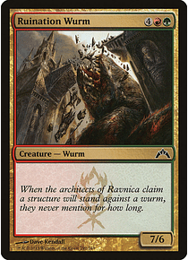 Ruination Wurm - GTC - C