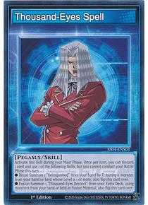 Thousand-Eyes Spell - SS04-ENS03 - Common