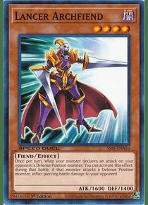 Lancer Archfiend - SS05-ENA16 - Common