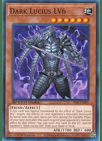 Dark Lucius LV6 - SS05-ENB09 - Common