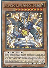 Thunder Dragonlord - ETCO-EN025 - Common
