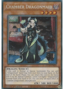 Chamber Dragonmaid - ETCO-EN026 - Secret Rare