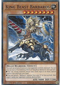 King Beast Barbaros - ETCO-EN030 - Common