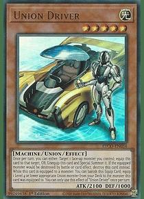 Union Driver - ETCO-EN034 - Ultra Rare